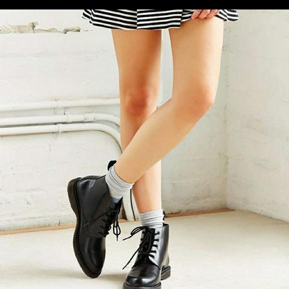 emmeline lace up boots